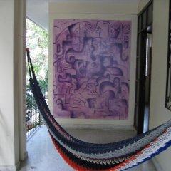 Tamarindo hostel балкон