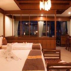 Отель Phangan Bayshore Resort 3* Стандартный номер разные типы кроватей фото 3