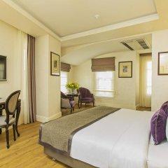 Meroddi Bagdatliyan Hotel 3* Люкс с различными типами кроватей фото 2