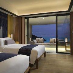 Отель InterContinental Sanya Resort 5* Улучшенный номер с различными типами кроватей фото 3