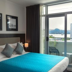 Апартаменты Quest Apartments Suva комната для гостей фото 5