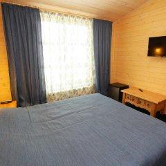 Гостиница Катюша Стандартный номер двуспальная кровать фото 9