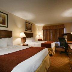 Отель Best Western Lakewood Inn 2* Стандартный номер с различными типами кроватей фото 2