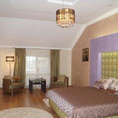 Гостиница Bon Voyage 4* Номер Делюкс с различными типами кроватей фото 5