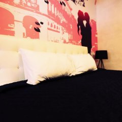 Арт-отель Пушкино Улучшенный люкс с разными типами кроватей фото 18