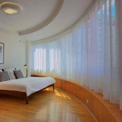 Апартаменты Franciscan Garden Apartments Прага комната для гостей фото 4