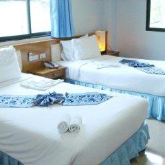 Отель Lamai Guesthouse 3* Улучшенный номер с различными типами кроватей фото 9