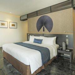 Отель Melia Danang 4* Стандартный номер с различными типами кроватей фото 4