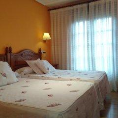 Hotel Rural Tierra de Lobos 3* Стандартный номер с различными типами кроватей фото 25