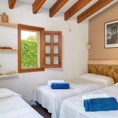 Отель Cas Menescal Испания, Коста-де-лос-Пинос - отзывы, цены и фото номеров - забронировать отель Cas Menescal онлайн комната для гостей фото 2