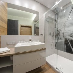 Отель Dom & House - Apartamenty Nadmorski Dwór ванная