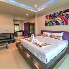 Отель The Serenity Resort комната для гостей фото 4