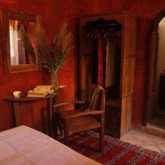 Отель Riad Azenzer 3* Стандартный номер с различными типами кроватей фото 2