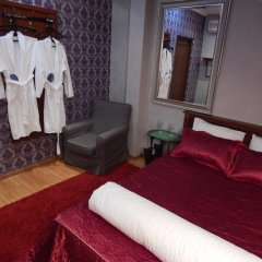 Мини-Отель Калифорния на Покровке 3* Стандартный номер с разными типами кроватей фото 2