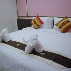 Отель Achada Beach Pattaya 3* Люкс с различными типами кроватей фото 10