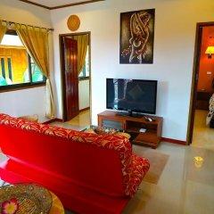 Отель Villa Siam Lanna @ Golden Pool Villas Ланта комната для гостей фото 2