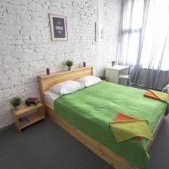 Хостел Bla Bla Hostel Rostov Стандартный номер с двуспальной кроватью фото 3