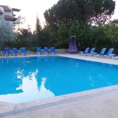 Ünlü Hotel Турция, Олудениз - отзывы, цены и фото номеров - забронировать отель Ünlü Hotel онлайн бассейн фото 3