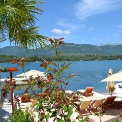 Отель Apartmani Harmonia Черногория, Тиват - отзывы, цены и фото номеров - забронировать отель Apartmani Harmonia онлайн пляж