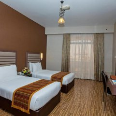 Florida International Hotel 2* Стандартный номер с двуспальной кроватью фото 3