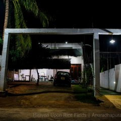 Отель Heaven Upon Rice Fields Шри-Ланка, Анурадхапура - отзывы, цены и фото номеров - забронировать отель Heaven Upon Rice Fields онлайн парковка