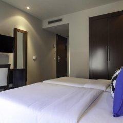 Отель Acta BCN 40 2* Стандартный номер с различными типами кроватей фото 6