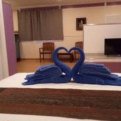 Отель Lanta Island Resort 3* Вилла с различными типами кроватей фото 3