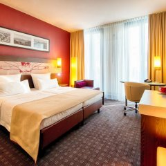 Leonardo Royal Hotel Munich Мюнхен комната для гостей фото 5