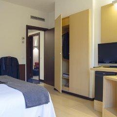 Hotel Gourmet Empordà 4* Люкс разные типы кроватей фото 2