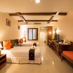 Отель Coconut Village Resort 4* Номер Делюкс с двуспальной кроватью фото 4