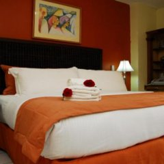 Отель Aparthotel Guijarros 3* Представительский номер с различными типами кроватей фото 8