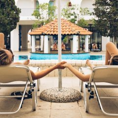 Отель Aleksandar Черногория, Рафаиловичи - отзывы, цены и фото номеров - забронировать отель Aleksandar онлайн бассейн фото 3