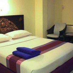 Отель Sawasdee Sabai Стандартный номер с различными типами кроватей фото 3