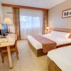 Отель ibis Styles Beauvais 3* Стандартный номер с различными типами кроватей