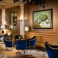 Отель Baur au Lac Швейцария, Цюрих - отзывы, цены и фото номеров - забронировать отель Baur au Lac онлайн гостиничный бар