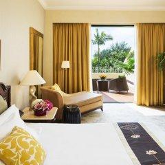 Отель Grand Coloane Resort 4* Улучшенный номер с различными типами кроватей фото 2