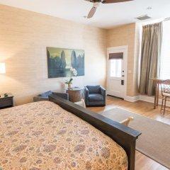 Отель Harbor House Inn 3* Студия Делюкс с различными типами кроватей фото 15