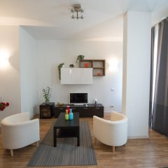 Отель Residenza Cenisio Италия, Милан - 10 отзывов об отеле, цены и фото номеров - забронировать отель Residenza Cenisio онлайн комната для гостей фото 2
