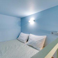 Мини-отель 15 комнат 2* Стандартный семейный номер с разными типами кроватей фото 8