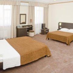 Гостиница Forum Plaza 4* Номер Business class inside view разные типы кроватей фото 4
