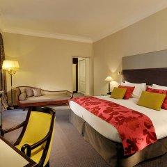 Отель Sofitel Roma (riapre a fine primavera rinnovato) 5* Номер категории Премиум с различными типами кроватей фото 3