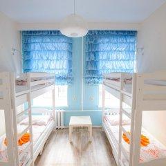 Хостел Нappy House Кровать в общем номере двухъярусные кровати фото 8