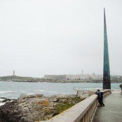 Отель ibis Styles A Coruña пляж