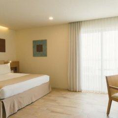 Отель Nyx Cancun All Inclusive Мексика, Канкун - 2 отзыва об отеле, цены и фото номеров - забронировать отель Nyx Cancun All Inclusive онлайн комната для гостей фото 2