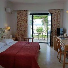 Отель Mitsis Rinela Beach Resort & Spa - All Inclusive 5* Стандартный номер с различными типами кроватей фото 2