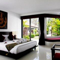 Отель Nai Yang Beach Resort & Spa 4* Номер Делюкс с двуспальной кроватью фото 8