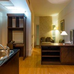 Апартаменты RCG Suites Pattaya Serviced Apartment Стандартный номер с различными типами кроватей фото 2