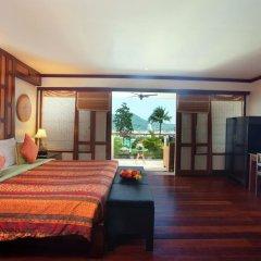 Отель Baan Yin Dee Boutique Resort 4* Номер Делюкс двуспальная кровать фото 4