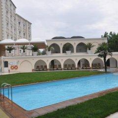 Holiday Inn Istanbul City Турция, Стамбул - отзывы, цены и фото номеров - забронировать отель Holiday Inn Istanbul City онлайн балкон