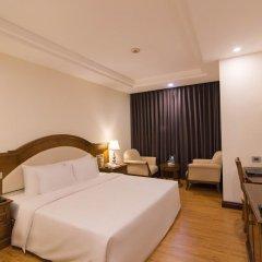 Saigon Halong Hotel 4* Улучшенный номер с различными типами кроватей фото 4